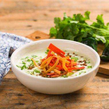 Poblano-Potato-Soup