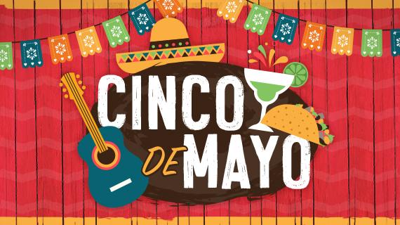 Banner: Cinco De Mayo